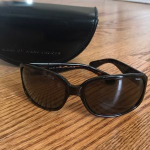 EUC Marc by Marc Jacobs polarized sunglasses